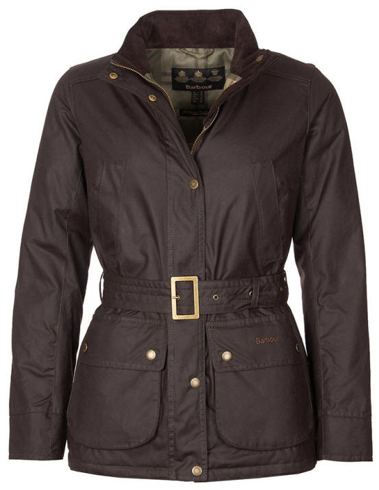 Barbour Montgomery Waxed Cotton Jacket
