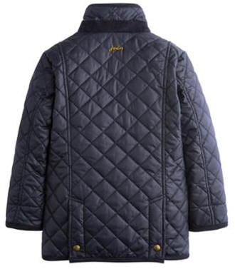 JNR FOXTON Boys Quilted Jacket
