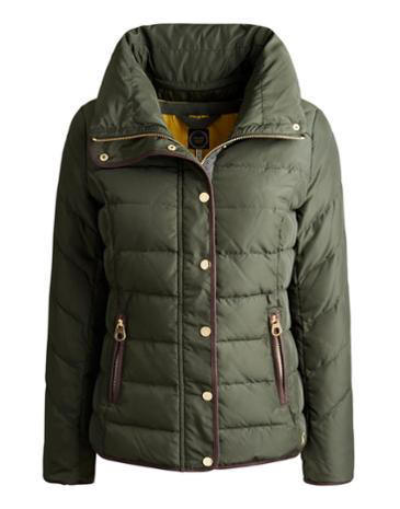 HOLTHORPE Womens Down Jacket