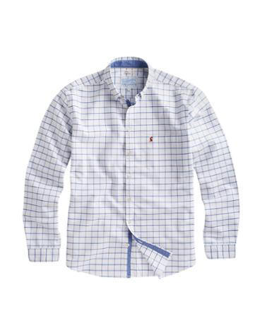 WILBYCLASSIC Mens Classic Fit Oxford Shirt