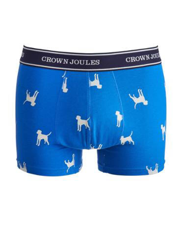 CROWNJTOPDOG Mens Top Dog Crown Joules Underwear