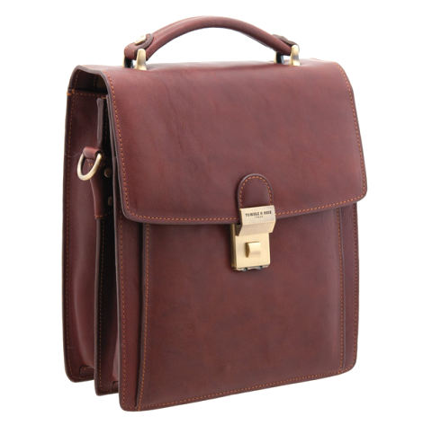 8125 THV - The Arbia Italian Leather Grab Bag