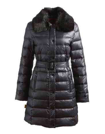 WESTCOTT Womens Feather and Down Coat